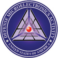 Defense Microelectronic Activity logo