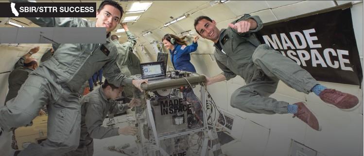 SBIR-STTR Success: Made In Space, Inc.